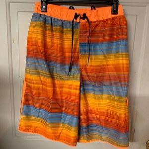 Nike men's swim trunks. Size M.